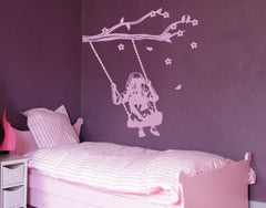 Swing-Wall Decals-Style and Apply