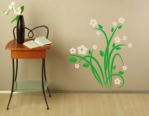 Tendrils-Wall Decals-Style and Apply