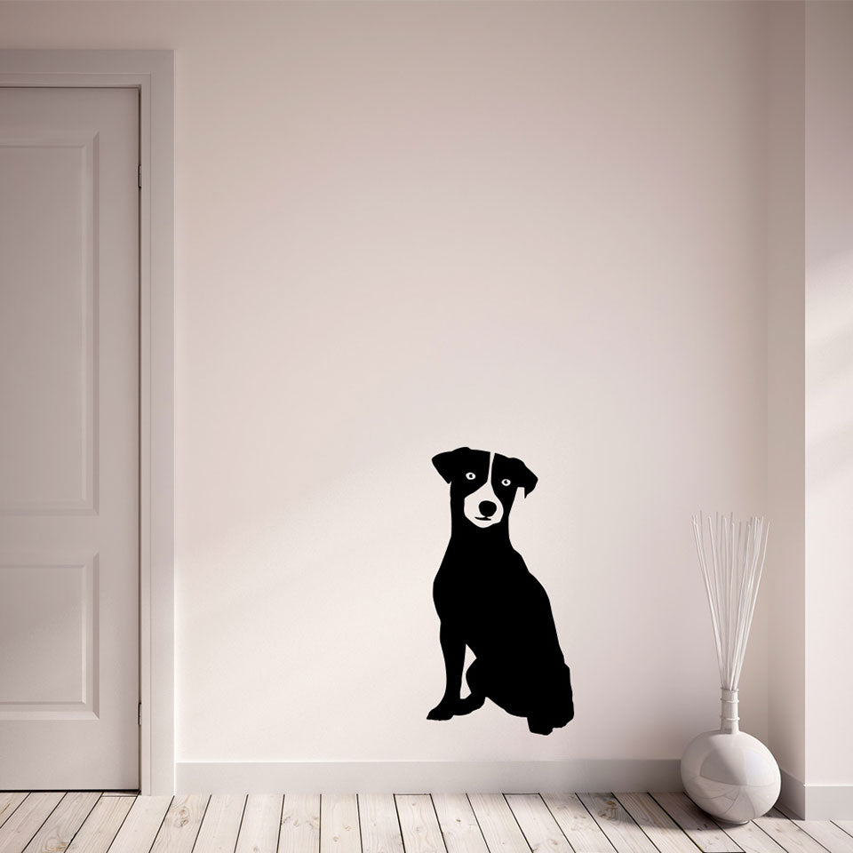 Terrier-Wall Decal