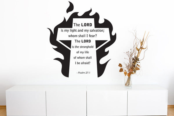 The Lord-Wall Decals-Style and Apply