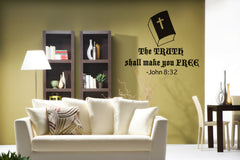 The Truth-Wall Decals-Style and Apply