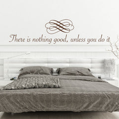 Do It-Wall Decal