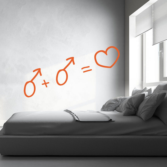 This is Love Wall Decal