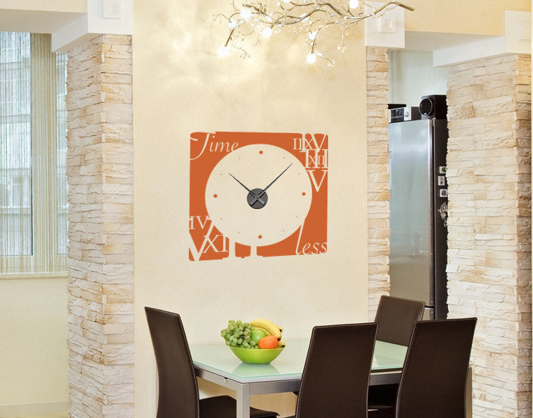 Timeless-Wall Decals-Style and Apply