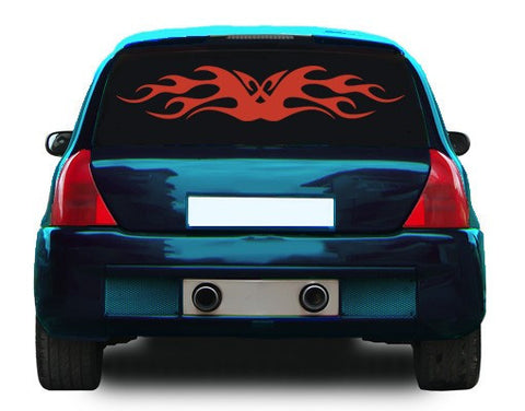 Tribal 4-Car Decals-Style and Apply