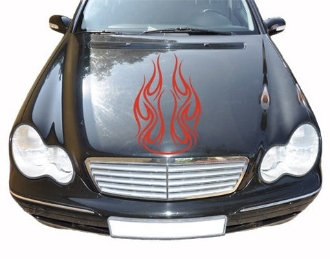 Tribal Design-Car Decals-Style and Apply