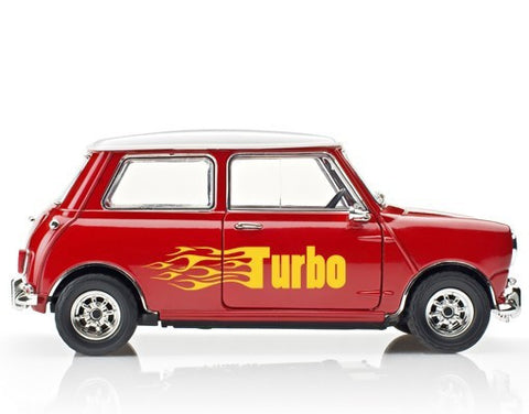 Turbo-Car Decals-Style and Apply