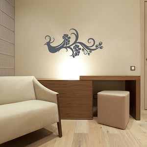 Veil Tail Wall Decal