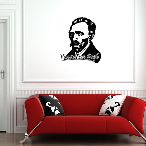 Vincent van Gogh-Wall Decal