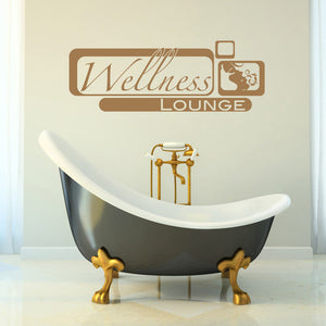 Wellness Lounge Wall Decal-Wall Decals-Style and Apply