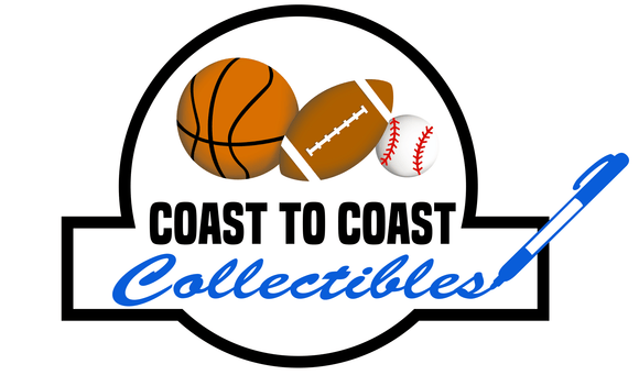 About Us - Authentic Sports Memorabilia & Entertainment Memorabilia | Coast to Coast Collectibles Memorabilia