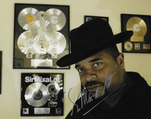 Sir Mix A Lot signed 8x10 photo Baby Got Back Rapper COA exact proof, STAR