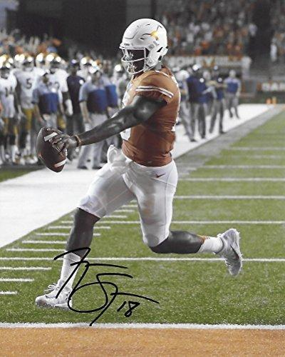 Tyrone Swoopes, Texas Longhorns, Signed, Autographed, 8x10 Photo, A COA with the proof photo will be included.