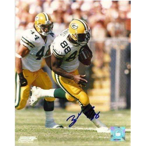 Bubba Franks, Green Bay Packers, Miami Hurricanes, U, Signed, Autographed, 8x10 Photo, Rare Photo,