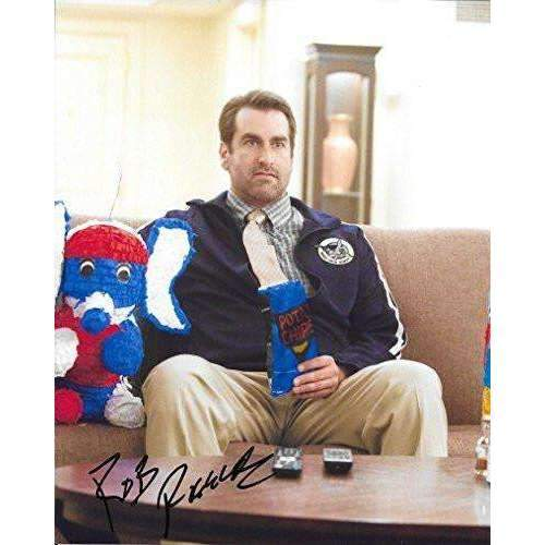 Rob Riggle, Actor, Movie Star, Signed, Autographed, 8X10 Photo, a COA With The Proof Photo Will Be Included