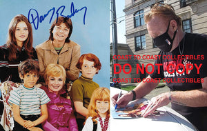 Danny Bonaduce actor signed autographed The Partridge Family 8x10 photo COA STAR.
