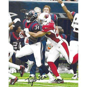 Tyler Ervin, Houston Texans, San Jose State, Signed, Autographed, 8X10 Photo, A COA with the Proof Photo of Tyler Signing Will Be Included.