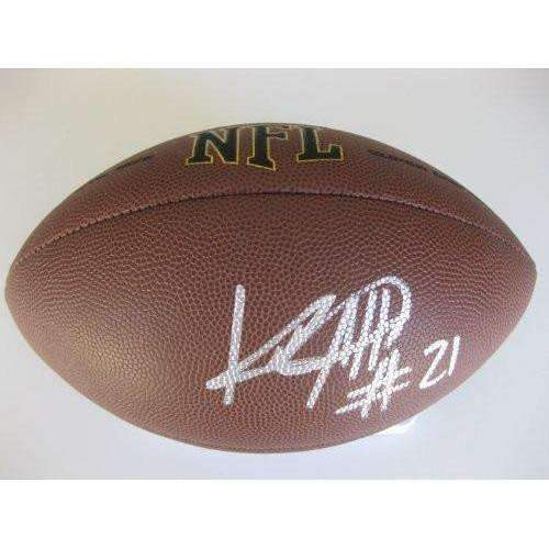 Keenan Allen, San Diego Chargers, California, Cal, Bears, Golden Bears, Signed, Autographed, NFL Football, a COA with the Proof Photo of Keenan Signing the Football Will Be Included