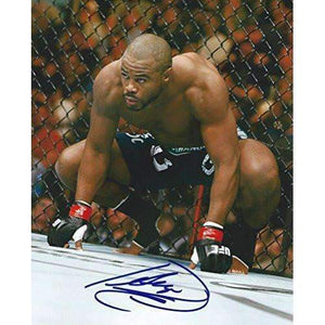 Rashad Evans, MMA, UFC, Signed, Autogrpahed, 8X10 Photo, a COA with the Proof Photo of Rashad Signing Will Be Included