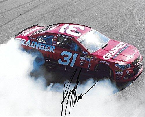 Ryan Newman #31, Nascar Driver, Signed, Autographed, 8X10 Photo, a COA and the Proof Photos of the Ryan Signing the Helmet Will Be Included