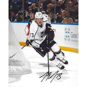 Tyler Toffoli, LA Kings, Los Angeles, Signed, Autographed, 8X10 Photo, A COA with the Proof Photo of Tyler Signing Will Be Included