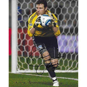 Joe Cannon, San Jose Earthquakes, Signed, Autographed, 8x10 Photo, a Coa with the Proof Photo of Chris Signing Will Be Included