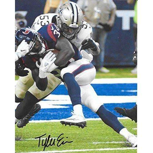 Tyler Ervin, Houston Texans, San Jose State, Signed, Autographed, 8X10 Photo, A COA with the Proof Photo of Tyler Signing Will Be Included