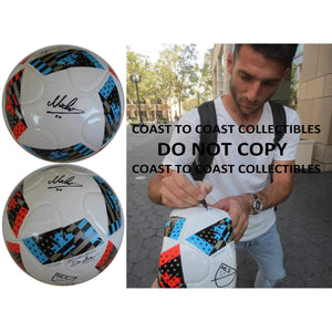 Ignacio Piatti, Montreal Impact, Argentine, Signed, Autographed, MLS Soccer Ball, a Coa with the Proof Photo of Ignacio Signing the Ball Will Be Included.
