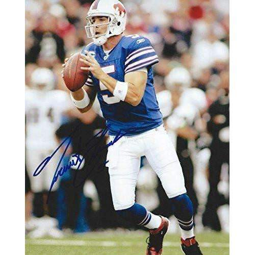 Trent Edwards Buffalo Bills, Stanford Cardinals, Signed, Autographed, 8x10 Photo, a COA with the Proof Photo Will Be Included.