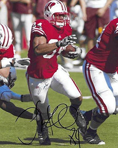 Lance Kendricks, Wisconsin Badgers, Signed, Autographed, 8X10 Photo, a Coa with the Proof Photo of Lance Signing Will Be Included