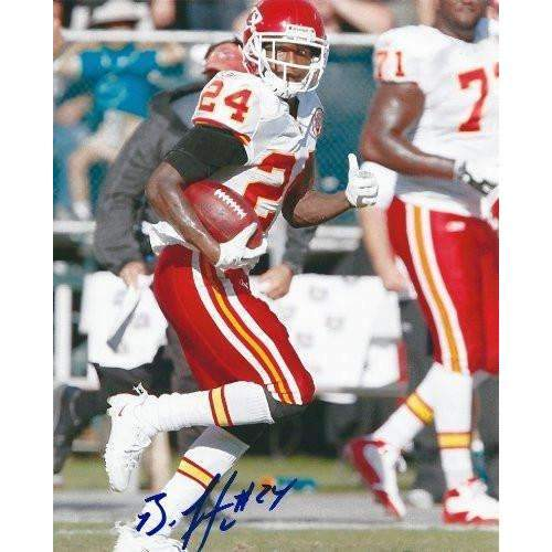Brandon Flowers, Kansas City Chiefs, signed, autographed, 8x10 Photo - COA with proof included