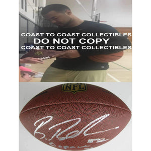 Richard Rodgers Green Bay Packers, Signed, Autographed, NFL Duke Football,a COA with the Proof Photo of Richard Signing Will Be Inlcuded