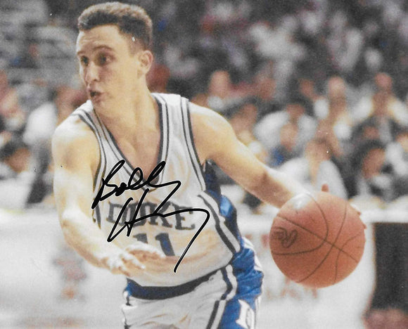 Bobby Hurley Duke Blue Devils signed, autographed, Basketball 8x10 photo,COA proof
