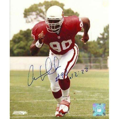 Andre Wadsworth, Arizona Cardinals, signed, autographed, 8x10 Photo - COA will be included