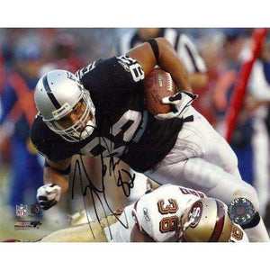Teyo Johnson, Oakland Raiders, Stanford Cardinals, Signed, Autographed, 8x10 Photo, with Coa