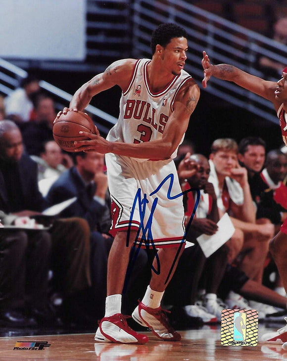 Tyson Chandler Chicago Bulls, signed, autographed, Basketball 8X10 Photo, Coa will be included