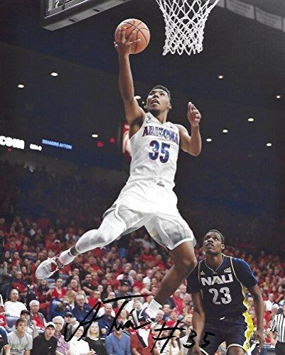 Allonzo Trier, Arizona Wildcats, signed, autographed, Basketball 8X10 photo -COA and Proof Included