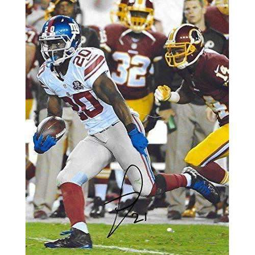 Prince Amukamara, New York Giants, Nebraska, Signed, Autographed, 8X10 Photo, a COA with the Proof Photo of Prince Signing Will Be Included.