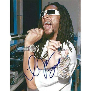 Lil Jon, American Rapper, Record Producer, Signed, Autographed, 8x10 Photo, a Coa with the Proof Photo of Lil Signing Will Be Included. Star