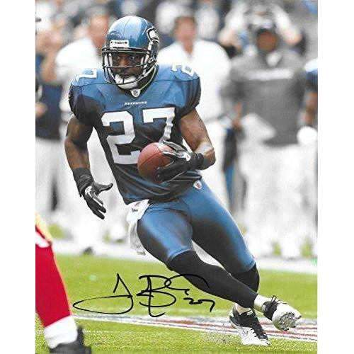 Jordan Babineaux, Seattle Seahawks, Signed, Autographed, 8X10 Photo, a COA With the Proof Photo of Jordan Signing Will Be Included