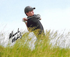 Maverick McNealy, PGA Golfer, Stanford Cardinals, Signed, Autographed, Golf 8x10 Photo, A COA With The Proof Photo Of Maverick Signing Will Be Included
