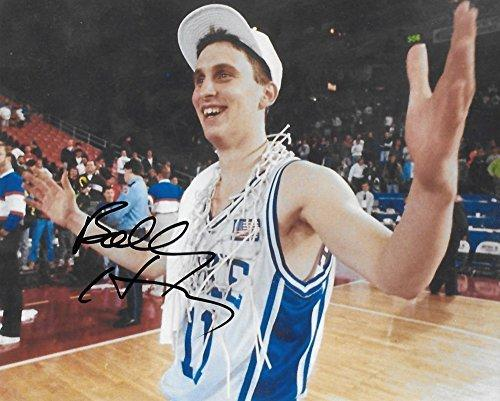 Bobby Hurley, Duke Blue Devils, signed, autographed, Basketball 8x10 photo - COA with proof Included
