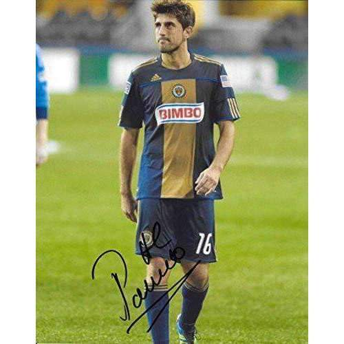 Veljko Paunovic, Chicago Fire, Signed, Autographed, 8X10 Photo, a Coa with the Proof Photo of Veljko Signing Will Be Included