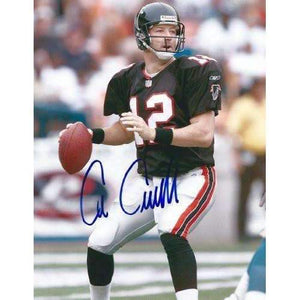 Chris Chandler, Atlanta Falcons, Washington Huskies, Signed, Autographed, 8x10 Photo,.,