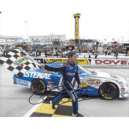 Carl Edwards #99, Nascar Driver, Signed, Autographed, 8X10 Photo,.