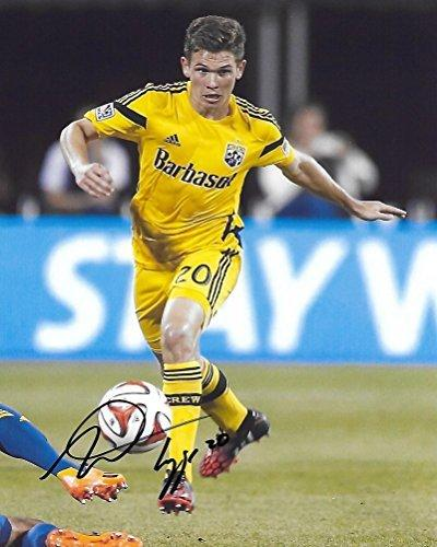 Wil Trapp, Columbus Crew SC, USA, Signed, Autographed, 8X10 Photo, a Coa with the Proof Photo of Wil Signing Will Be Included.