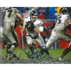 Kyle Boller, Baltimore Ravens, California Bears, Signed, Autographed, 8x10, Photo, a Coa Will Be Included