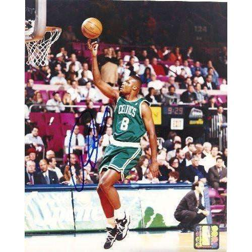 Antoine Walker, Boston Celtics, signed, autographed, 8x10 photo - COA will be included