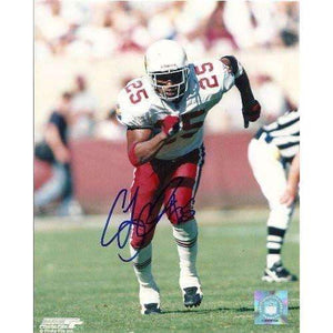 Corey Chavous, Arizona Cardinals, Vanderbilt, Signed, Autographed, 8x10 Photo, Coa, Rare Hard Photo to Find
