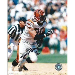 Justin Smith, Cincinnati Bengals, 49ers, Signed, Autographed, 8x10 Photo, Coa